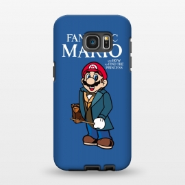 Galaxy S7 EDGE  Fantastic Mario by Alisterny