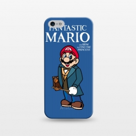 iPhone 5/5E/5s  Fantastic Mario by Alisterny