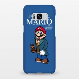 Galaxy S8+  Fantastic Mario by Alisterny (mario, nintendo, mario-bros, mariobros, fantastic-beasts, fantasticbeast, harrypotter, hp, jkrowling, rowling, fantastic-beasts-and-where-to-find-them, wizard, wand, suitcase,mashup, mashups, funny, popculture, funnytshirt, funnyshirt, tshirt, parody, nerd, geek, geeky, humor, humour, fanart, fan ar)