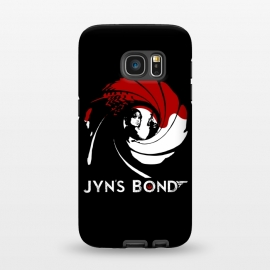 Galaxy S7  Jyn's Bond by Alisterny (star-wars, starwars, rogue-one, rogueone, the-force, theforce, rebel, I-rebel, irebel, jynerso, jyn-erso, resistance, soldier, disney, 007, james-bond, jamesbond, bond, agent, secret-service, secretservice, mi5, mi-5, james-bond-logo, Gun-barrel-sequence, Gunbarrelsequence, Gun-barrel, Gunbarrel,mas)