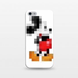 iPhone 5/5E/5s  Mickey Mouse Pixel by Alisterny