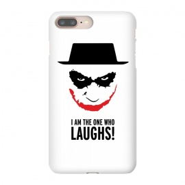 Heisenberg Joker I Am The One Who Laughs Breaking Bad Dark Knight  by Alisterny (breakingbad, heisenberg, mrwhite, joker, batman,mashup, mashups, funny, popculture, funnytshirt, funnyshirt, tshirt, parody, nerd, geek, geeky, humor, humour, fanart, fan art, movies, movie, film, quotes, cool, design, tee, t-shirt)