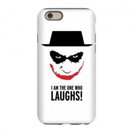 iPhone 6/6s  Heisenberg Joker I Am The One Who Laughs Breaking Bad Dark Knight  by Alisterny