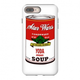 iPhone 8/7 plus  Star Wars Campbells Soup Yoda by Alisterny