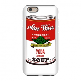 iPhone 6/6s  Star Wars Campbells Soup Yoda by Alisterny