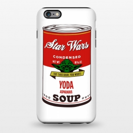 iPhone 6/6s plus  Star Wars Campbells Soup Yoda by Alisterny