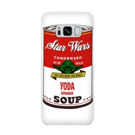 Star Wars Campbells Soup Yoda by Alisterny (mashup, mashups, funny, popculture, funnytshirt, funnyshirt, tshirt, parody, nerd, geek, geeky, humor, humour, fanart, fan art, movies, movie, film, quotes, cool, design, tee, t-shirt,starwars, warhol, theforceawakens, sci-fi, waltdisney, sciencefiction,soup, modern, andywarhol, campbells soups, pop)