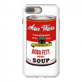Star Wars Campbells Soup Boba Fett by Alisterny (mashup, mashups, funny, popculture, funnytshirt, funnyshirt, tshirt, parody, nerd, geek, geeky, humor, humour, fanart, fan art, movies, movie, film, quotes, cool, design, tee, t-shirt,starwars, warhol, theforceawakens, sci-fi, waltdisney, sciencefiction,soup, modern, andywarhol, campbells soups, pop)