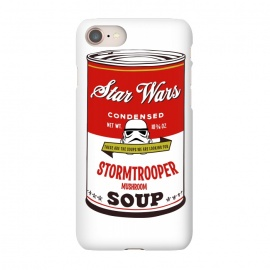 iPhone 7  Star Wars Campbells Soup Stormtrooper by Alisterny