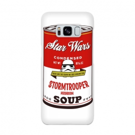 Star Wars Campbells Soup Stormtrooper by Alisterny