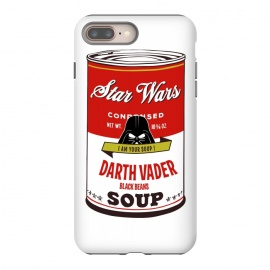 Star Wars Campbells Soup Vader by Alisterny