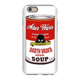 iPhone 6/6s  Star Wars Campbells Soup Vader by Alisterny