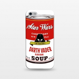 iPhone 5/5E/5s  Star Wars Campbells Soup Vader by Alisterny