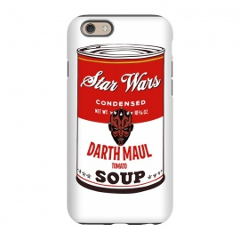 iPhone 6/6s  Star Wars Campbells Soup Darth Maul by Alisterny