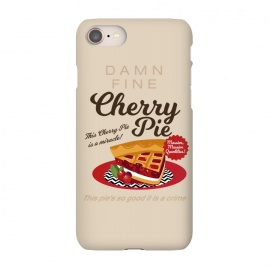 iPhone 8/7  Twin Peaks Damn Fine Cherry Pie by Alisterny