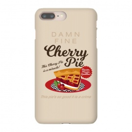 Twin Peaks Damn Fine Cherry Pie by Alisterny (twin-peaks, twinpeaks, david-lynch, lynch,  twinpeaks2017, dale-cooper, dalecooper, black-lodge, blacklodge, cherry-pie, cherrypie, cherry, damn-good, damngood, damn-fine,mashup, mashups, funny, popculture, funnytshirt, funnyshirt, tshirt, parody, nerd, geek, geeky, humor, humour, fanart, fan art, m)