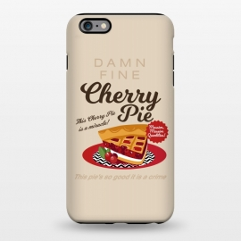 iPhone 6/6s plus  Twin Peaks Damn Fine Cherry Pie by Alisterny