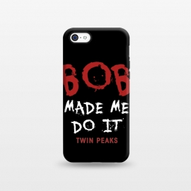 iPhone 5C  Twin Peaks Bob Made Me Do It by Alisterny