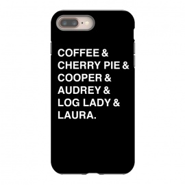 Twin Peaks Coffee & Cherry  by Alisterny (twin-peaks, twinpeaks, tv-series, markfrost, mark-frost, firewalkwithme, davidlynch, david-lynch, lynch, laurapalmer, murder, crime, detective, laura-palmer, twinpeaks2017, showtime, cherry-pie, cherrypie, pie, cherry, coffee, damngoodcoffee, damn-good-coffee, dale-cooper, cooper, fbi,mashup, mashup)