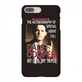 iPhone 7 plus  Twin Peaks Dale Cooper Book by Alisterny