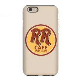 iPhone 6/6s  Twin Peaks RR Cafe by Alisterny (twin-peaks, twinpeaks, tv-series, markfrost, mark-frost, firewalkwithme, davidlynch, david-lynch, lynch, laurapalmer, murder, crime, detective, laura-palmer, twinpeaks2017, showtime, welcome, sign, badge, bookhouse, boys, sheriff,  dale-cooper, dalecooper, rr, rrcafe, hardrockcafe, hard-rock-cafe, l)