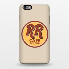 iPhone 6/6s plus  Twin Peaks RR Cafe by Alisterny