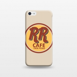 iPhone 5C  Twin Peaks RR Cafe by Alisterny