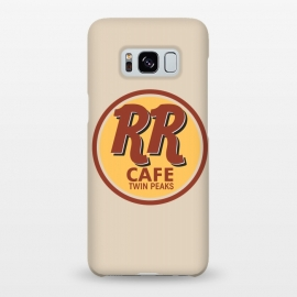 Galaxy S8+  Twin Peaks RR Cafe by Alisterny (twin-peaks, twinpeaks, tv-series, markfrost, mark-frost, firewalkwithme, davidlynch, david-lynch, lynch, laurapalmer, murder, crime, detective, laura-palmer, twinpeaks2017, showtime, welcome, sign, badge, bookhouse, boys, sheriff,  dale-cooper, dalecooper, rr, rrcafe, hardrockcafe, hard-rock-cafe, l)