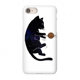 iPhone 8/7  Cat Universe by Coffee Man