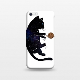 iPhone 5C  Cat Universe by Coffee Man