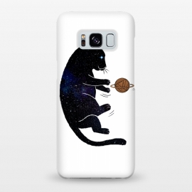 Galaxy S8+  Cat Universe by Coffee Man