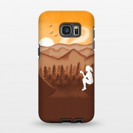 Galaxy S7 EDGE  CUP OF COFFEE by Coffee Man
