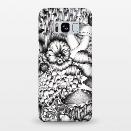 Galaxy S8+  A Medley of Mushrooms by ECMazur