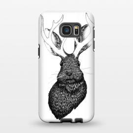 Galaxy S7 EDGE  The Jackalope by Elizabeth Mazur