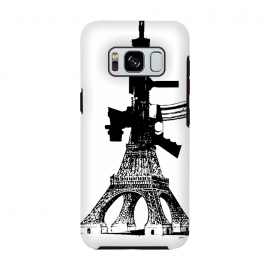 Galaxy S8  Eiffel Power by Brandon Combs ()