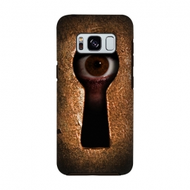 Galaxy S8  Who is watching you by Nicklas Gustafsson ()