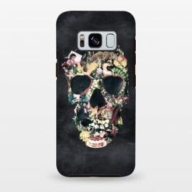 Galaxy S8 plus  Vintage Skull by  ()