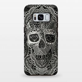 Galaxy S8 plus  Lace Skull by  ()