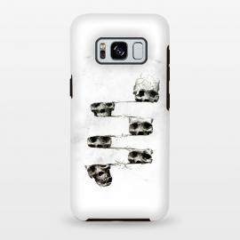 Galaxy S8 plus  Skull 3 by  ()