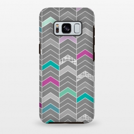 Galaxy S8 plus  Chevron Grey by  ()