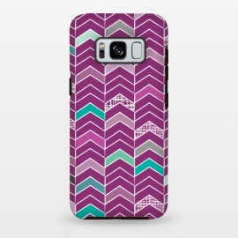 Galaxy S8 plus  Chevron Purple by  ()