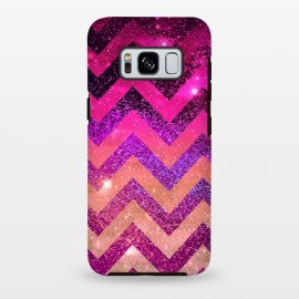 Chevron Water Galaxy by Monika Strigel ()