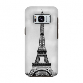 Galaxy S8  Tour Eiffel Retro by Bruce Stanfield