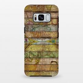 Galaxy S8 plus  AROUND THE WORLD IN THIRTEEN MAPS by  ()