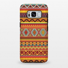 Galaxy S8 plus  AZTEC PATTERN by  ()