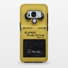 Galaxy S8 plus  CASE SUPER OVERDRIVE by  ()