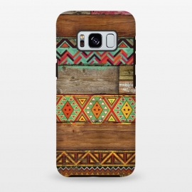Galaxy S8 plus  INDIAN WOOD by  ()
