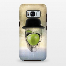 Galaxy S8 plus  Magritte Skull by  ()