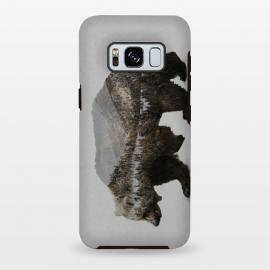 Galaxy S8 plus  The Kodiak Brown Bear by  ()
