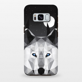 Galaxy S8 plus  The Tundra Wolf by  ()